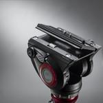 Neues Schnellwechselsystem, optimiert um die Kamera nicht zu beschädigen.
