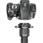 Now just connect everything to your camera and you are well set up for astrophotography.