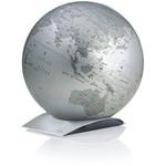 Räthgloben 1917 Globe Capital Q Silver 30cm