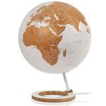 Räthgloben 1917 Globo terráqueo Bamboo Globe 25cm