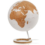 Räthgloben 1917 Globus Bamboo Globe