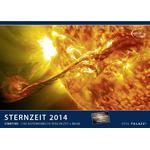 Calendrier Palazzi Verlag Le temps sidéral 2014