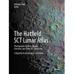 Livre Springer The Hatfield SCT Lunar Atlas