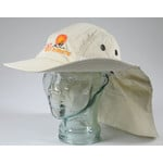 Lunt Solar Systems Sun hat with neck protector