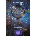 Springer Boek Observing and Measuring Visual Double Stars (Engels)