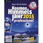 Kosmos Verlag Software Himmelsjahr professional 2015, DVD-ROM