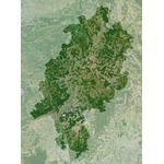 Planet Observer Regional map Hessen