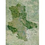 Planet Observer Mapa regional : Sajonia-Anhalt