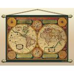 Zoffoli Antique map (reproduction) No. 309/2