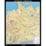 Klett-Perthes Verlag Map Germany landscapes