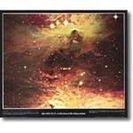 Plakaty A Reflection of the Orion Nebula