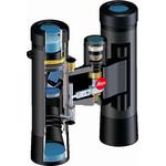 L'immagine mostra il meccanismo interno di questo binocolo
