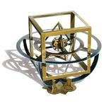 AstroMedia Kit sortimento Mistério do Mundo de Johannes Kepler