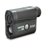 Bushnell Telémetro Scout DX 1000 ARC laser rangefinder, black
