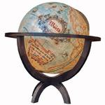 Columbus Globo da terra Imperial Vintage 100cm