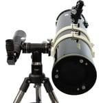 È anche possibile combinare due telescopi completamente diversi su una stessa montatura.