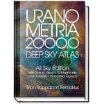 Willmann-Bell Atlante Uranometria 2000.0 Deep Sky Atlas