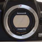 Astronomik Filtre en clip H-beta CCD pour EOS