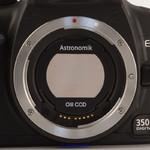 Astronomik Filtre en clip OIII CCD pour EOS