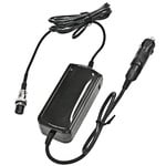10 Micron Switching power supply with car cigarette lighter plug for GM 1000 and GM 2000 mounts