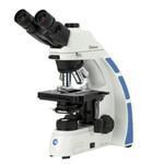Euromex Microscopio OX.3047, trinoculare, contrasto di fase, a campo scuro