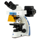 Euromex Microscópio OX.3075 trinocular microscope, Fluarex