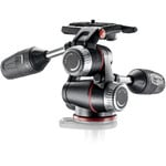Manfrotto 3-way-panheads MHXPRO-3W