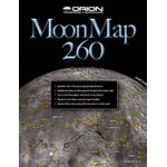 Orion Mapa gwiazd Moon Map 260