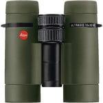 Leica Binoculares 10x32 Ultravid HD, Oliv