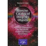 Springer Boek Concise Catalog of Deep-Sky Objects
