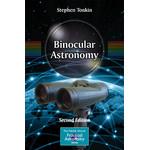 Springer Boek Binocular Astronomy