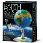 HCM Kinzel Planetario Earth-Moon Model Making Kit