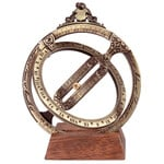 Hemisferium Annular sundial
