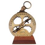Columbus Planetarium Mariner's astrolabe
