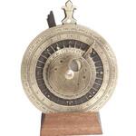 Hemisferium Getijdenkalender en sterrenklok