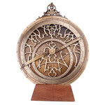 Columbus Planetarium Modern astrolabe (large)