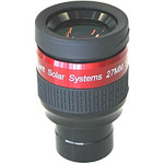 Lunt Solar Systems Ocular H-Alpha optimizado, 27 mm, 1,25""