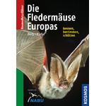 Kosmos Verlag Die Fledermäuse Europas (Nietoperze Europy)
