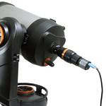 Esempio di utilizzo: innesto di una fotocamera planetaria della serie Skyris