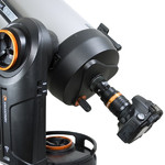 Esempio di utilizzo: innesto di una fotocamera DSLR