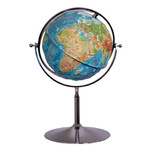 GEO-Institut Floor globe Relief-Globus