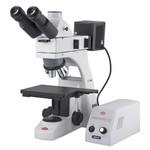 Motic BA310 MET trinocular microscope
