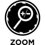 zoom digitale ulteriore fino a 3x