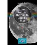 """Springer Cómo encontrar los lugares de aterrizaje del Apollo (libro """"How to Find the Apollo Landing Sites"""" en inglés)"""