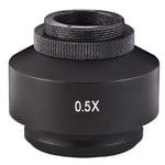 """Motic Adaptateur pour appareil photo , 05x monture C 8,5mm (1/3"""")"""