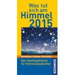 Kosmos Verlag Jahrbuch Was tut sich am Himmel 2015