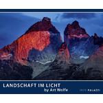 Palazzi Verlag Calendarios Kalender Landschaft im Licht 2015