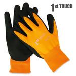 Guante 1st Touch para pantallas táctiles, talla 10