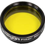 Omegon Filtro de color amarillo de 1,25""