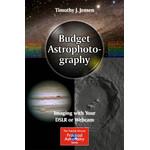 Springer Verlag Buch Budget Astrophotography